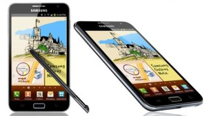 Samsung Galaxy Note Tips