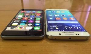 samsung galaxy s6 versus iphone 6