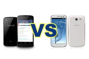 Google Nexus 4 Review and Galaxy S3 Comparison